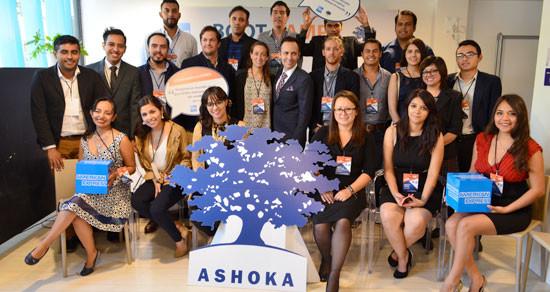Images noticias 2016 responsabilidad social de american express ashoka mexico boot camp emprendedores sociales emprendimiento social